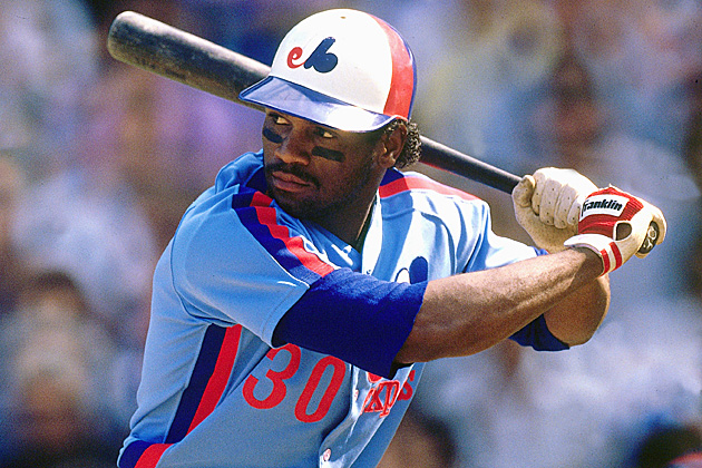 Tim Raines will, in all likelihood, be the last Montreal Expo to enter the sacred Halls of Cooperstown. (Photo: Ronald C. Modra)