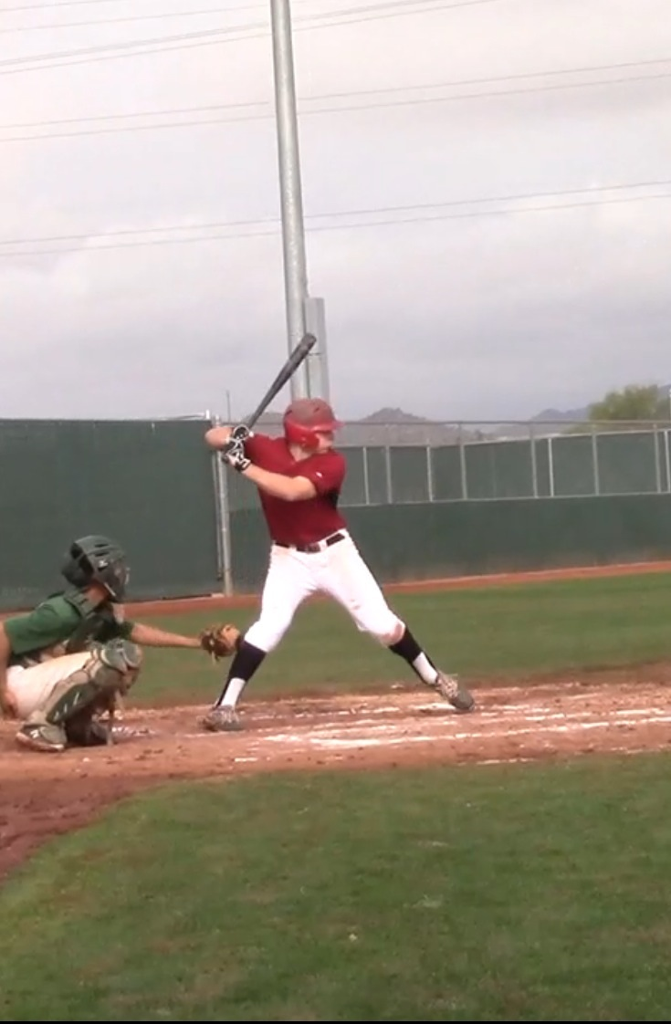 3B DYLAN OHLSEN (ABOTSFORD, BC) HIT OVER .600 WITH THE DBACKS SCOUT TEAM AT GLENDALE, AZ.