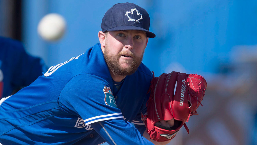 Drew Storen's time in Toronto was a significant disappointment. Photo: Frank Gunn
