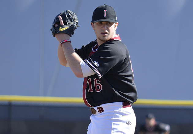 RHP Jake Shaw (Fredericton, NB) struck out seven iin five innings and picked up a save for the Indianapolis Greyhounds.