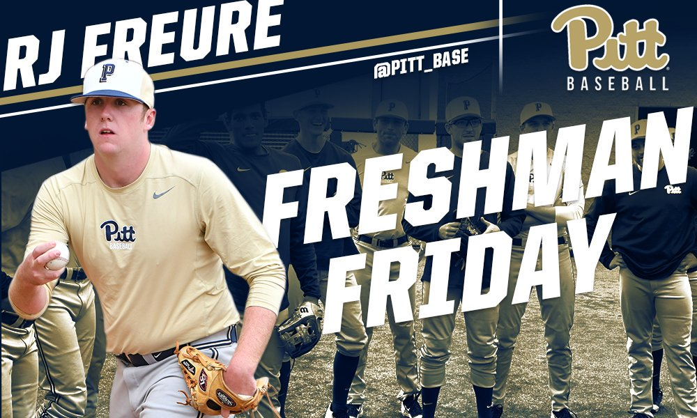 R.J. Freure (Burlington, Ont.) Pitt Panthers