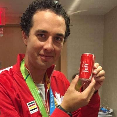 Even the Coca-Cola can were coming up the right way for LHP Jeff Francis, former North Delta Blue Jays and Colorado Rockies ace at the 2015 Pan Am Games.