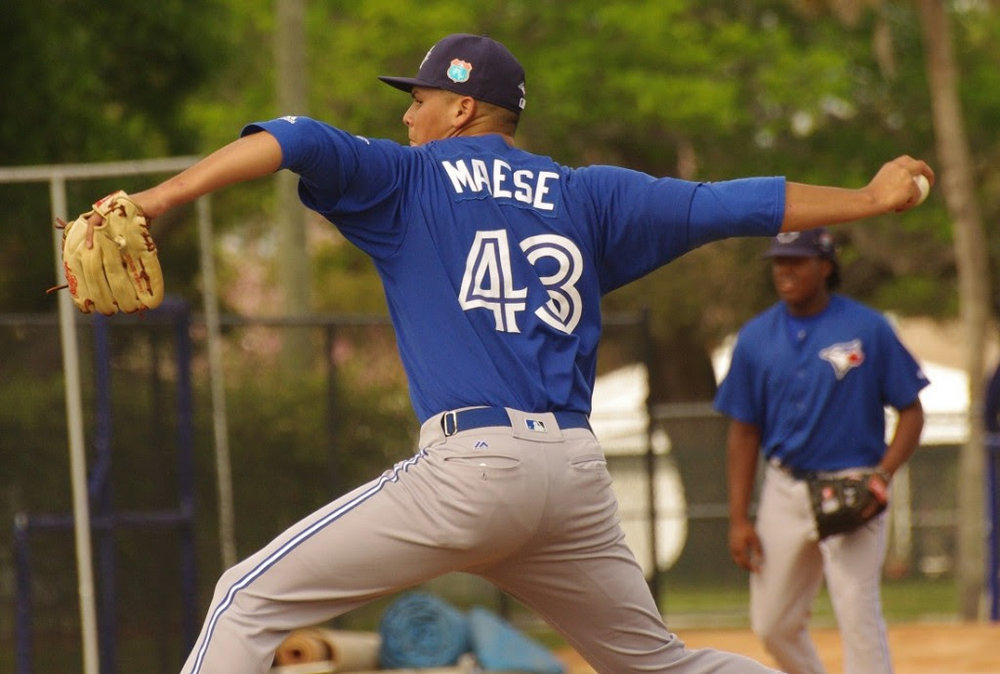 Justin Maese is expect to pitch for the class-A Lansing Lugnuts.