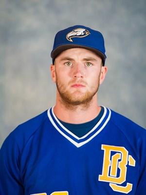 Aidan Goodall (Nanaimo, BC) pitched three scoreless.