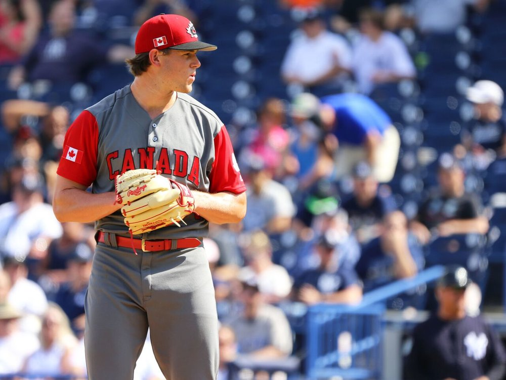 Rowan Wick (North Vancouver, BC) had a scoreless outing against the New York Yankees.