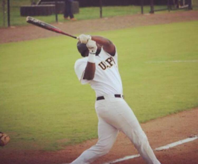 Joshua Williams (Toronto, Ont.) University of Arkansas-Pine Bluff had a pair of homers this past weekend.