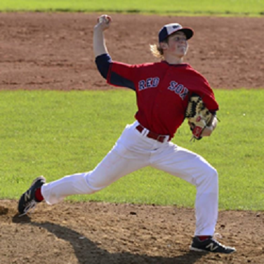 RHP Parker McRae (Nipawin, Sask.) pitched four scoreless innings.