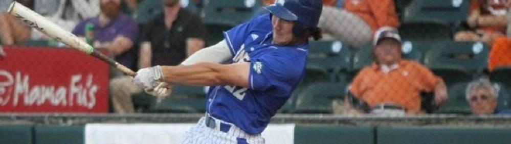Dawson Yates (Kelowna, BC), an Okanagan Athletics grad, had 11 hits for the Texas A&M-Corpus Christi Islanders this week.