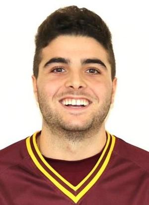 Gianfranco Morello (Toronto, Ont.) hit .500 (4-for-8)