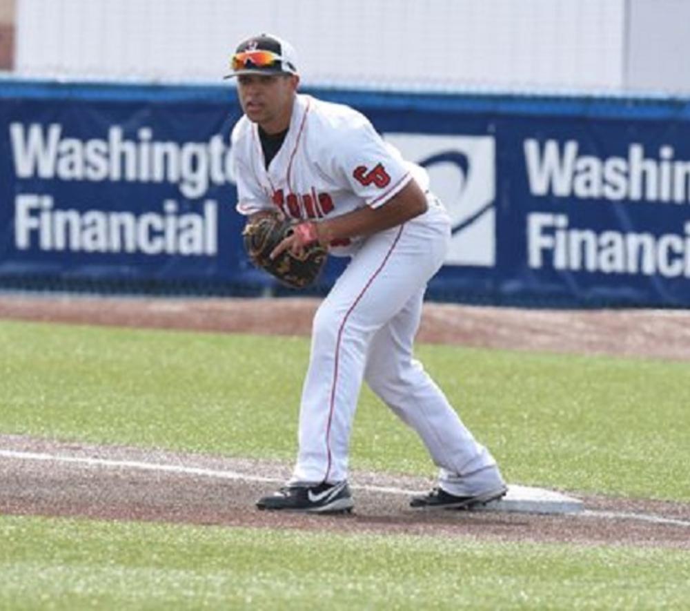 David Marcus (Whitby, Ont.) had nine RBIIs for the Cal-Penn Vulcans