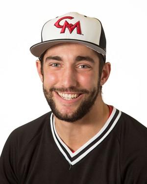 Justin Graff-Rowe (Waterloo, Ont.) had five hits and drove in three runs