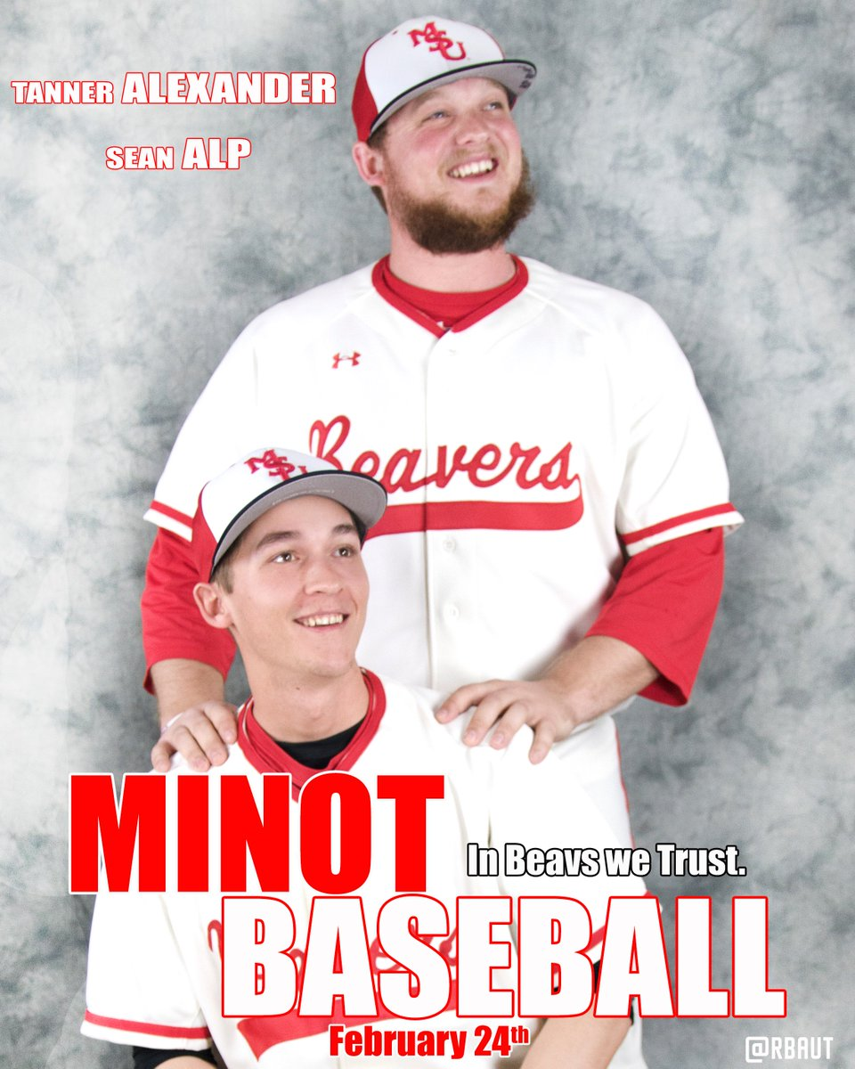 Sean Alp (Mississauga, Ont.) drove in five runs for Minot State. Photo Sean Arbaut.