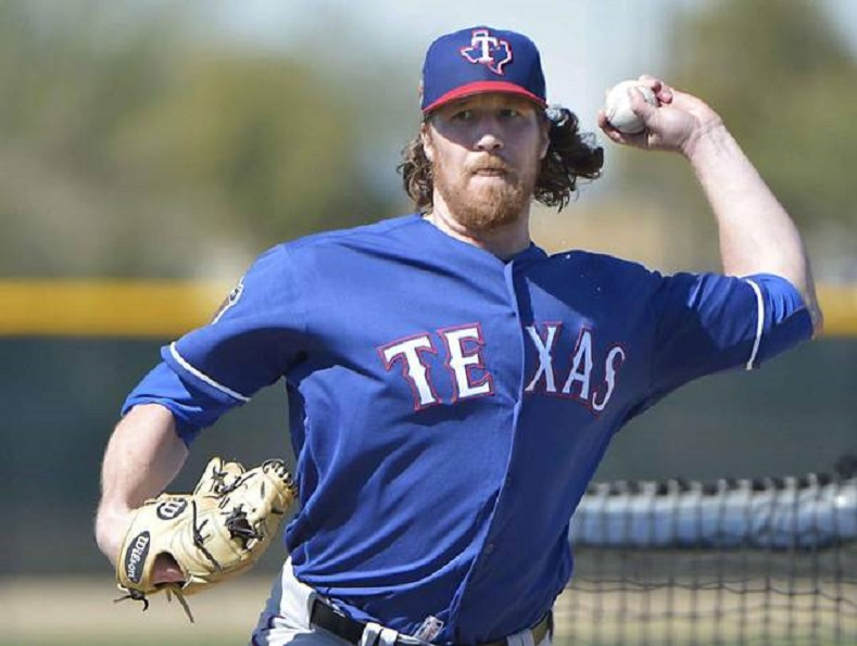 Adam Loewen was promoted from double-A Frisco to triple-A Round Rock.