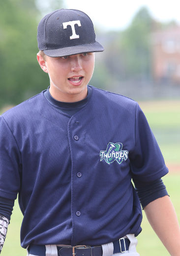 Drew Dickerson (Port Hope, Ont.) used three hits to drive in five runs.