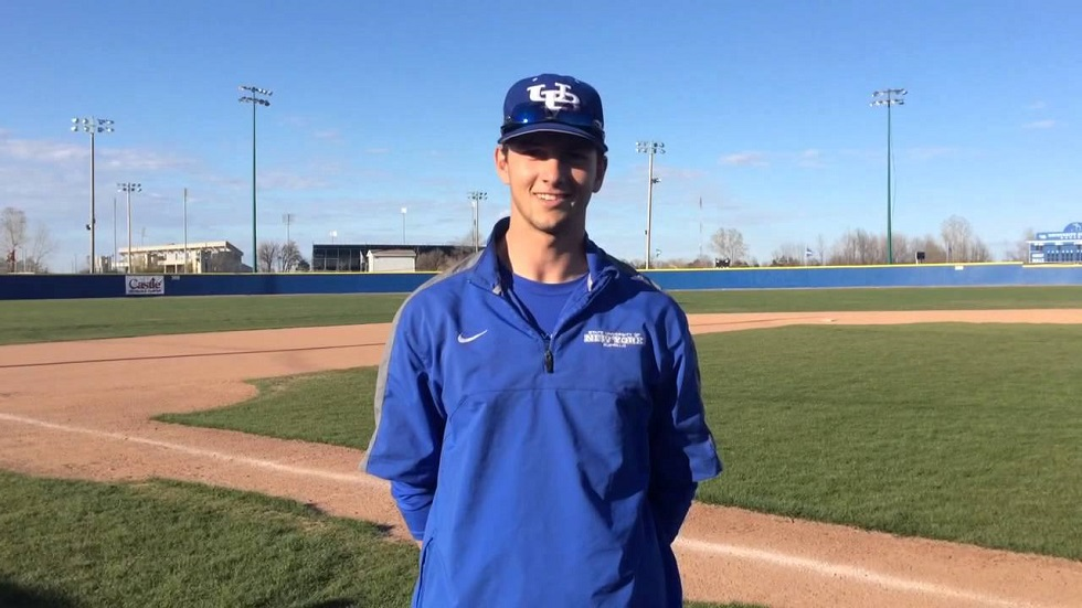 RHP Brent Cleland (Toronto, Ont.) worked eight innings allowing one run for the UB Buffs win.