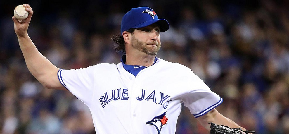 Jason Grilli at work. Photo: Tom Szczerbowski/Getty Images North America.