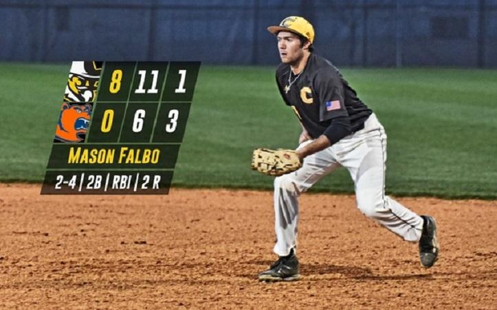 Mason Falbo (Mississauga, Ont.) wentt 6-for-9.