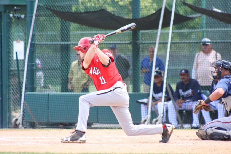 SS Adam Hall (London, Ont.) had a two-run single.
