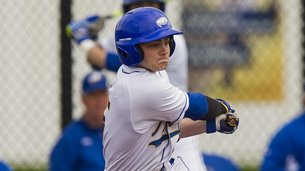 Austen Butler (Port Coquitlam, BC) had a seven-hit weekend for the UBC Thunderbirds..