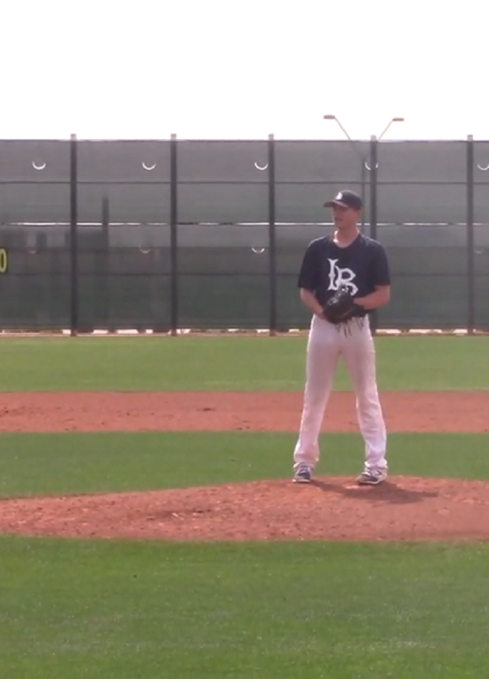 LHP Kyle Prather (Langley, BC) pitched four solid innings in a win over the Yavapai Roughriders.