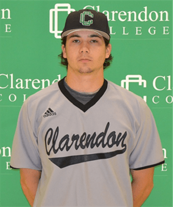 Yan-Eric Tremblay (Quebec City, Que.) had a five-hit week for Clarendon
