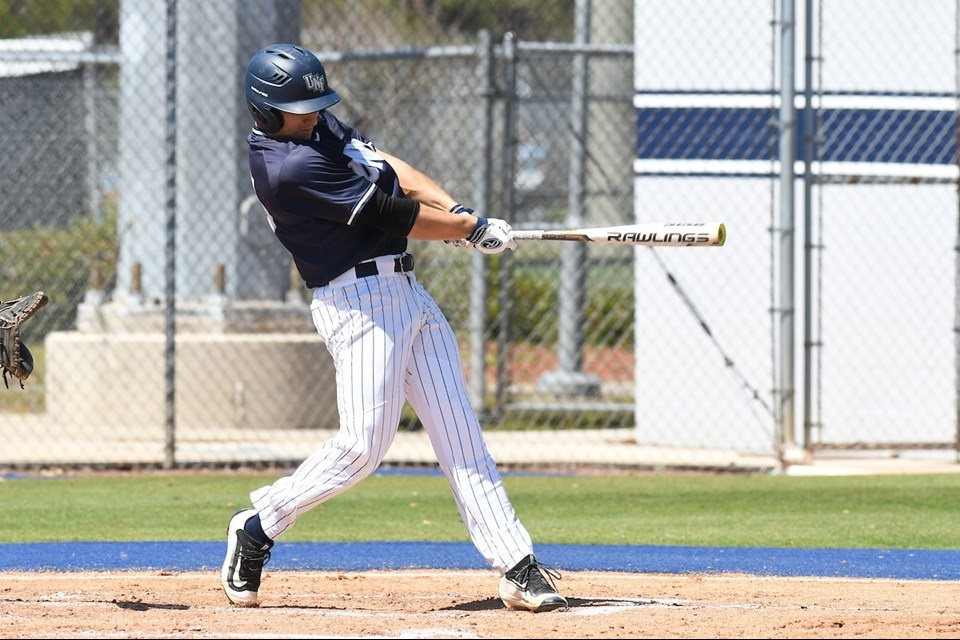 Chris Thibideau (Dartmouth, NS) was 2-for-4 with a RBI. It turned for the better for the Ospreys, however. They swept their three game series with Florida Gulf Coast University