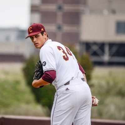 Former Great Lake Canadians' RHP Michael Brettell (Fonthill, Ont.) pitched 6 2/3 scoreless in a Central Michigan win.