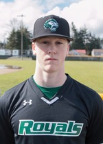 Parksville Royals grad Ethan Fox (Campbell River, BC) knocked in four runs for the Douglas Royals.
