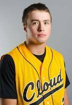 Edmonton Cardinals grad Matt Bondarchuk (Edmonton, Alta.) batted .556 for Cloud County.
