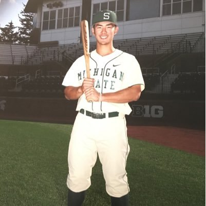 Ontario Blue Jays grad Royce Ando (Mississauga, Ont.) had a .665 OPS for Michigan State