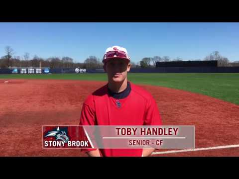 Ontario Terriers grad Tony Handley (Whitby, Ont.) had a 1.271 OPS.