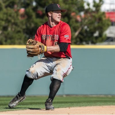 Langley Blaze grad Griffin Andreychuk (Nanaimo, BC) collected his 200th career hit in his four years hitting line drives for the Seattle Redhawks.