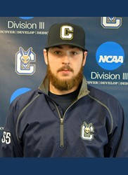 Ottawa-Nepean Canads grad RHP Robbie Osterer (Ottawa, Ont.,) of SUNY Canton had a scoreless outing.