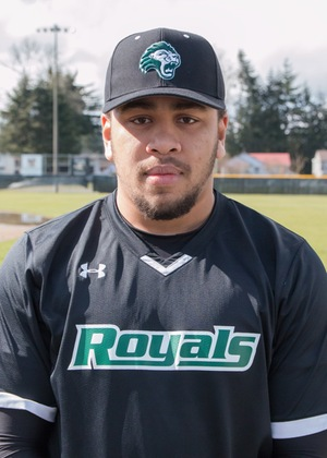 North Shore Twins grad Rodney Gilbert (Vancouver, BC) hit .332.
