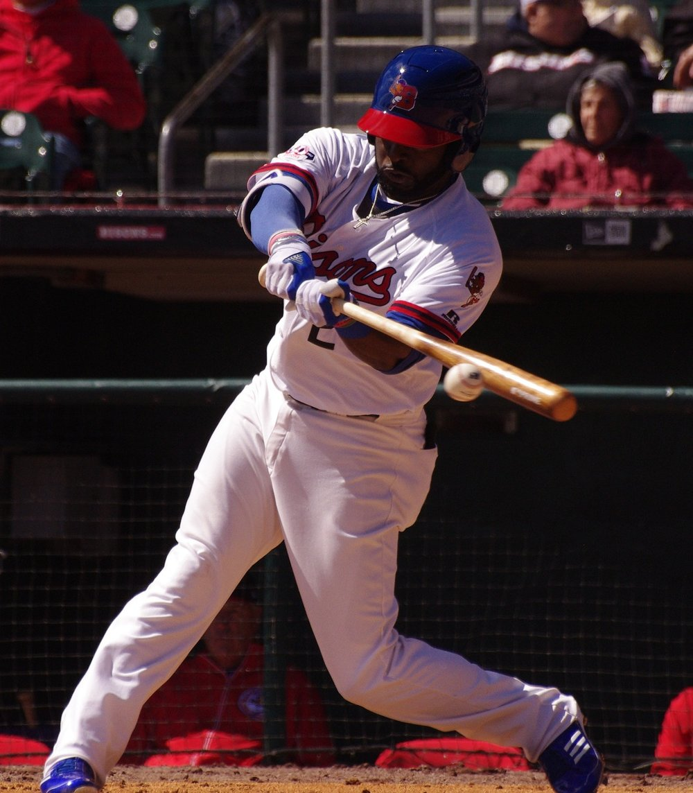 Dwight Smith had three hits for the Buffalo Bisons in their 8-4 loss to the Syracuse Chiefs on Tuesday. Photo Credit: Jay Blue
