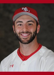 Regina Mets grad Paul Vogelsang (Regina, Sask.) hit .333 and knocked in two runs for Minto State.