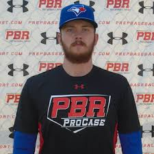 RHP Noah Skirrow (Stoney Creek, Ont.) of the Great Lake Canadians