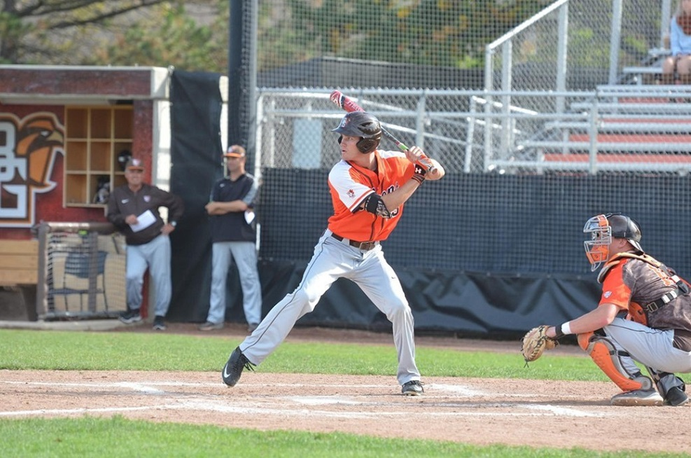 Former Great Lakes Canadians OF Jake Wilson (New Lowell, Ont.) had a week to remember for the Bowling Green Falcons hitting .643 (9-for-14) with two RBIs.