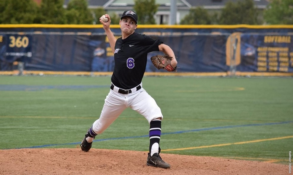 RHP Matt Brash (Kingston, Ont.) became the first Niagara Purple Eagle to earn MAAC Rookie of the Year since RHP James Avery (Moose Jaw, Sask.) in 2004.