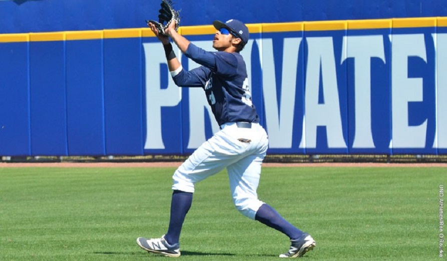 Brampton Royals and Great Lake Canadians alum Tristan Clarke (Brampton, Ont.) effectively balanced being a father with baseball to enjoy a solid season with the University of New Orleans ahead of this June's MLB draft. Photo Credit: UNO Athletics
