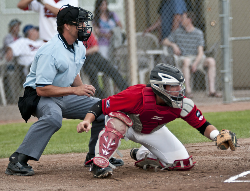 Now in his fourth professional season, Okotoks Dawgs alum Jordan Procyshen (Okotoks, Alta.) is the only Canadian to be playing on a Boston Red Sox affiliate. Photo Credit: Okotoks Dawgs
