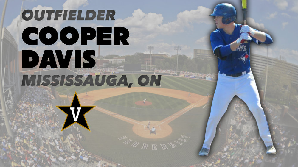 Ontario Blue Jays OF Cooper Davis (Mississauga, Ont.)