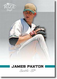 North Delta Blue Jays LHP James Paxton (Ladner, BC)