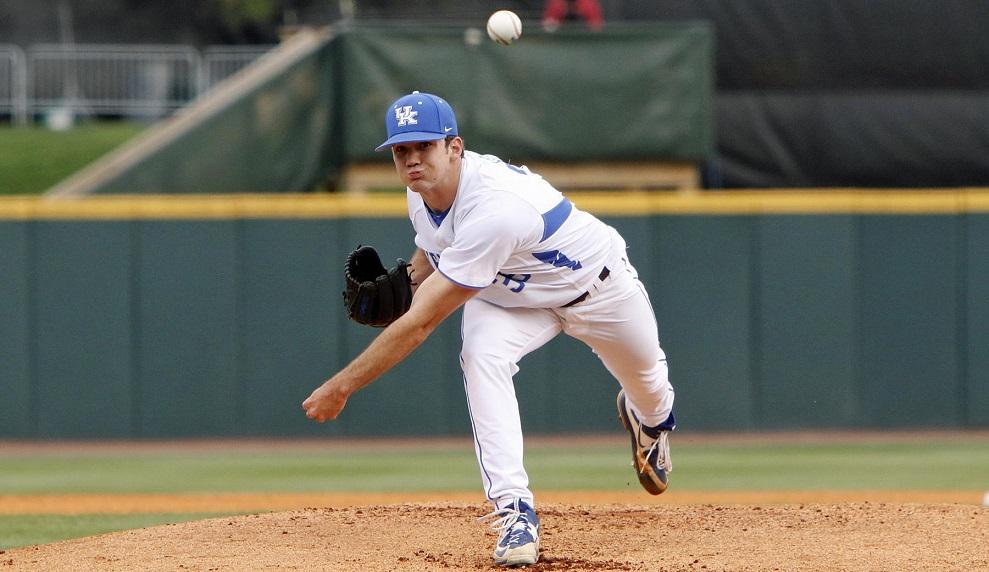 LHP Zach Logue of Kentucky