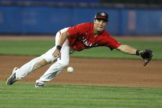 Canadian Thunderbirds grad Sean Jamieson (Simcoe, Ont.) is retiring.