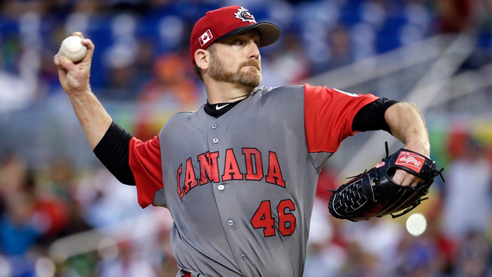 Ryan Dempster (Gibsons, BC)