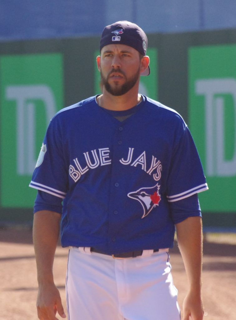 Right-hander Ryan Tepera has been one of the Toronto Blue Jays' most reliable relievers during the 2017 season. Photo Credit: Jay Blue