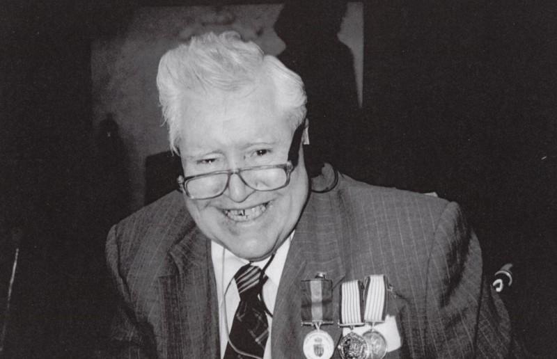 Dave Shury was the founder of the Saskatchewan Baseball Hall of Fame in Battleford, Sask. Photo Credit: Saskatchewan Sports Hall of Fame