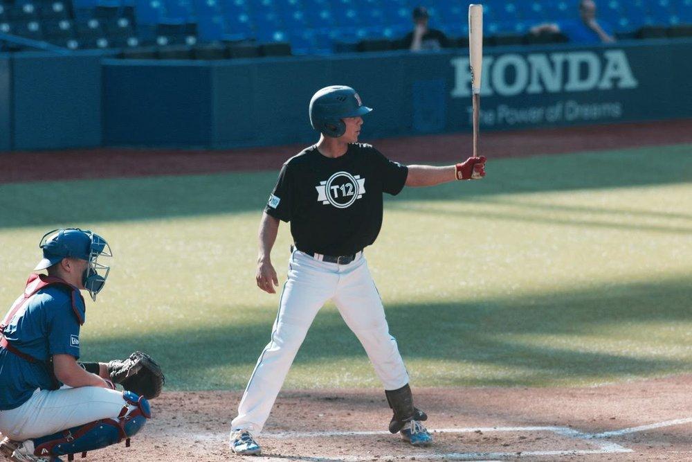 Toronto Mets SS Daniel Carinci (Pickering, Ont.)