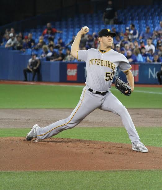 CANADIAN-AMERICAN PITCHER JAMESON TAILLON IMPRESSES HIS TEAMMATES WITH LIGHTS-OUT STUFF AND MATURITY BEYOND HIS YEARS.   PHOTOS BY MATT ANTONACCI